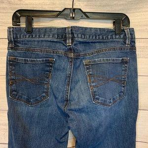 Ann Taylor Loft Modern Boot Cut Jeans Size 8